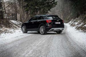 Audi Q2 Aez Cliff