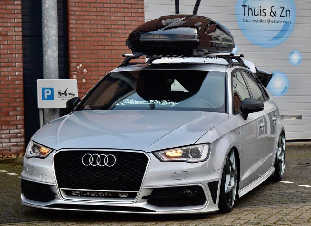 Audi A3 Ta Technix