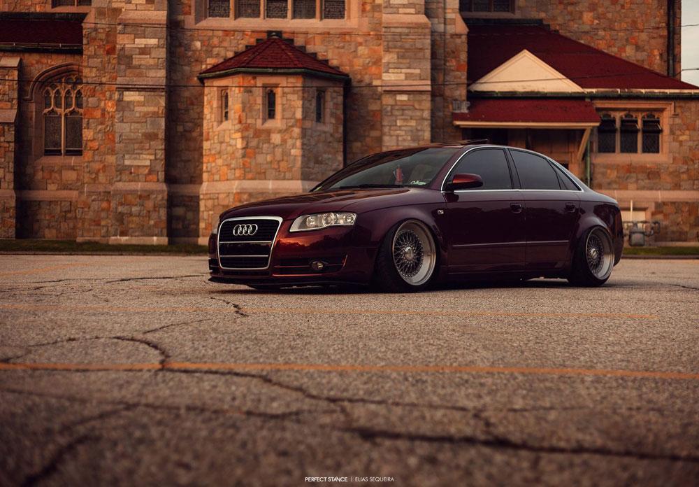 Audi-b7 Eurotuner Tuner News