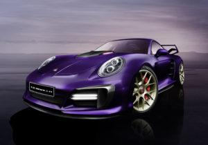 Porsche Gemballa Avalanche