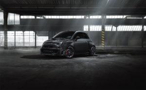 Fiat Abarth 500 Pogea Racing