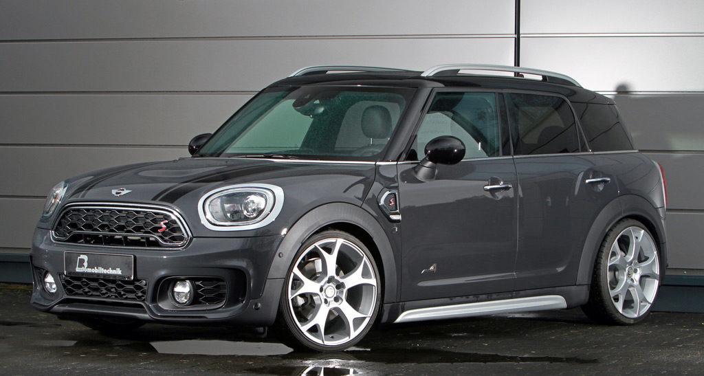 B&B Mini Countryman