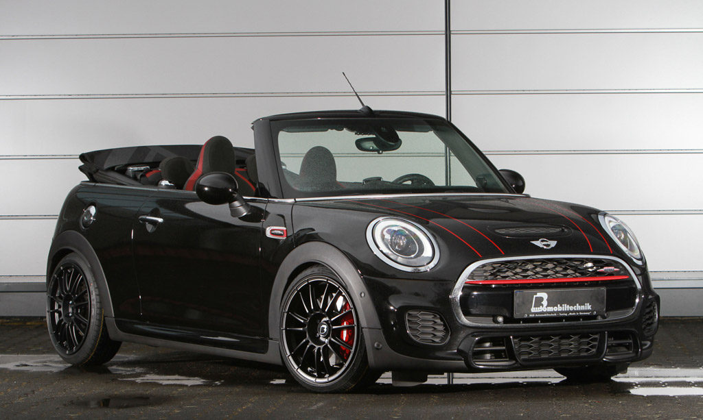 B&B Mini John Cooper Works Cabrio