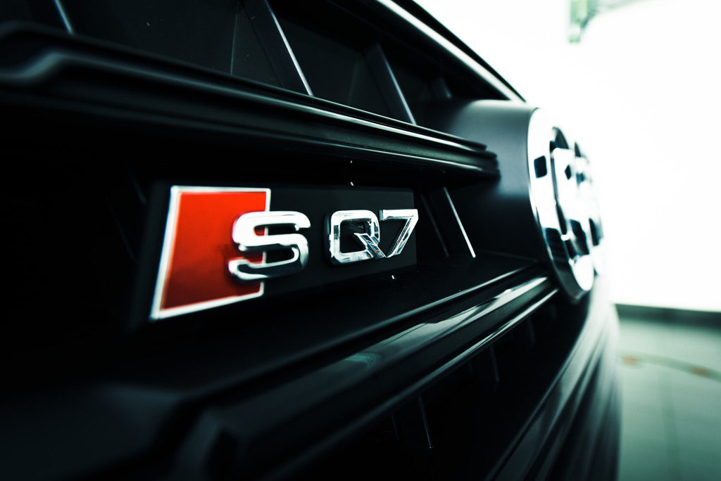 Speed-Buster Audi SQ7