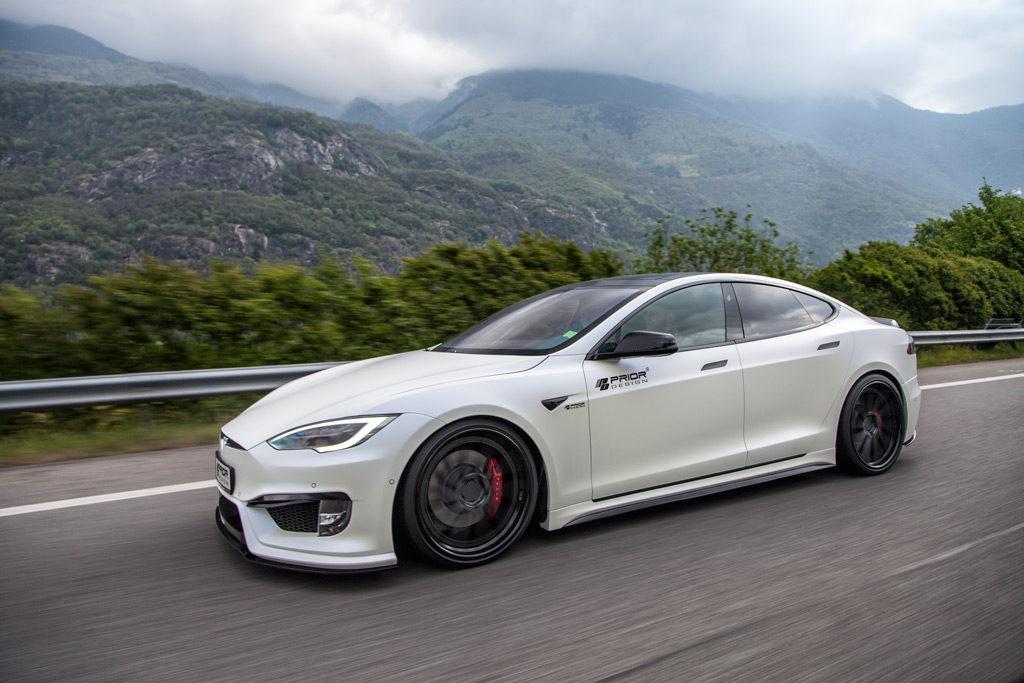 Prior-Design Tesla