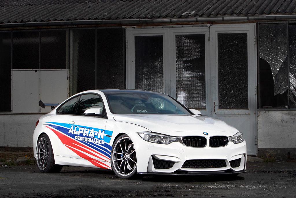BMW M4 Alpha N Performance
