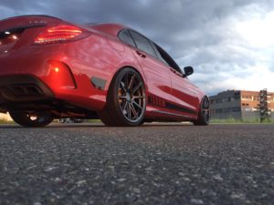 C63 AMG HS Motorsport
