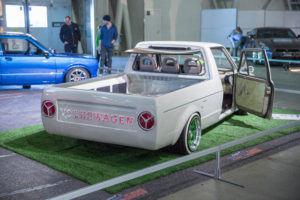 VW Caddy Finnland