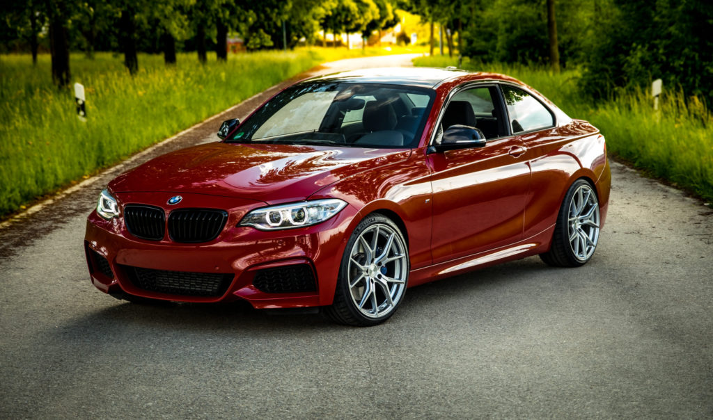 BMW M235i Barracuda