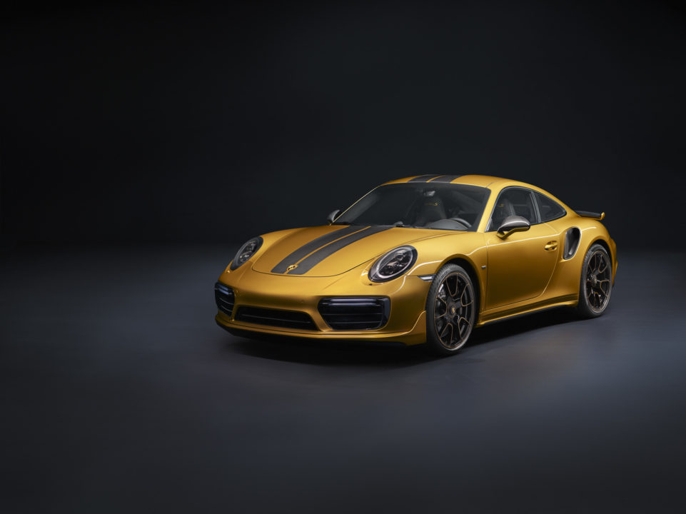 Porsche 911 Turbo S Limited