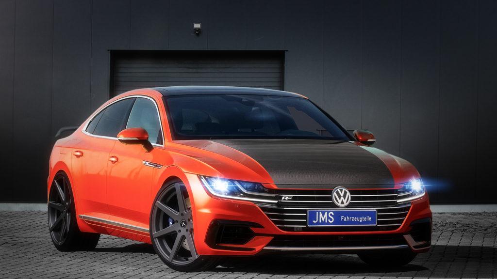 VW Arteon JMS
