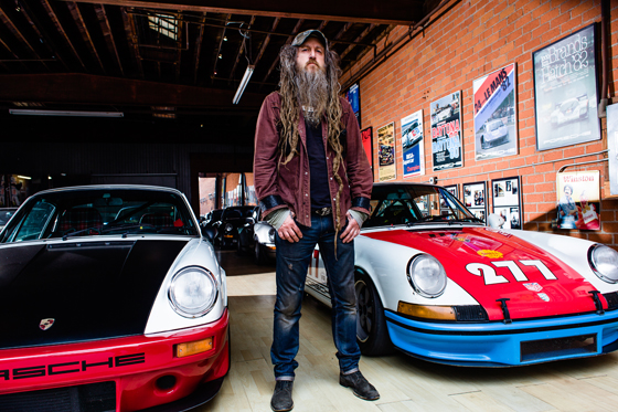 Magnus Walker Porsche