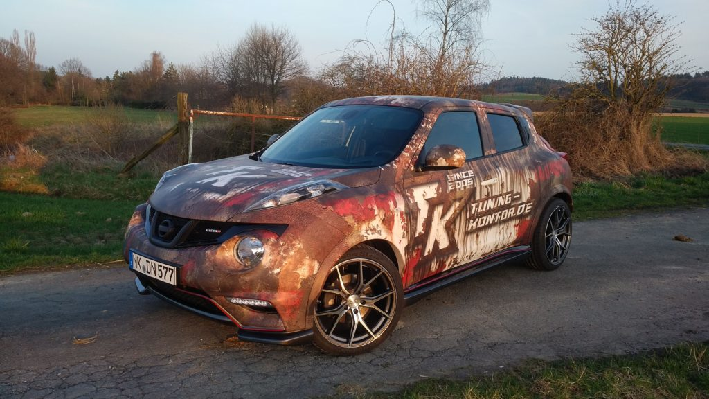 Nissan Juke Inferno