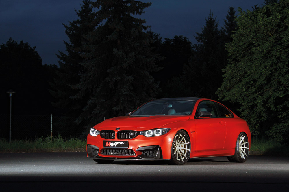 BMW M4 Motorsport Moritz