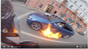 BMW M5 Russland