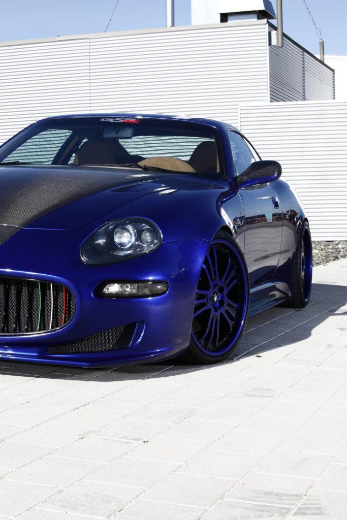 Maserati Coupé G&S