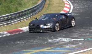 Bugatti Chiron Nürburgring