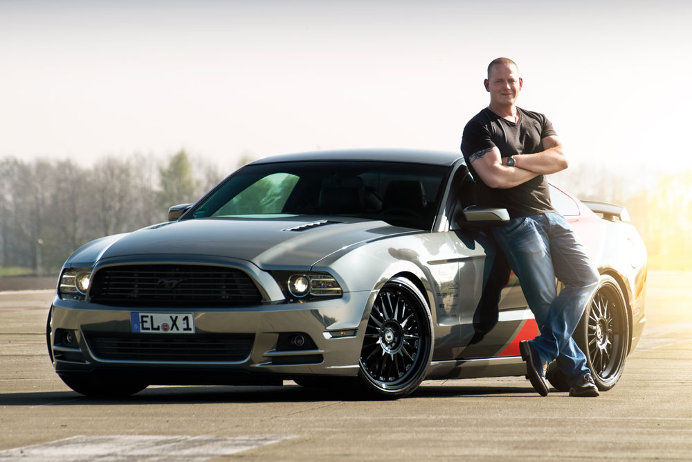 Ford Mustang Hidalgo GT