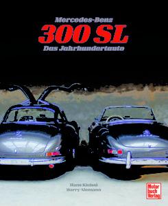 Mercedes 300 SL Buch