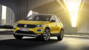 Neuer VW T-Roc