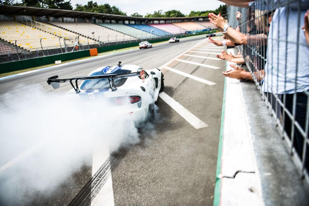 GeigerCars.de Tuner GP Hockenheim 2017