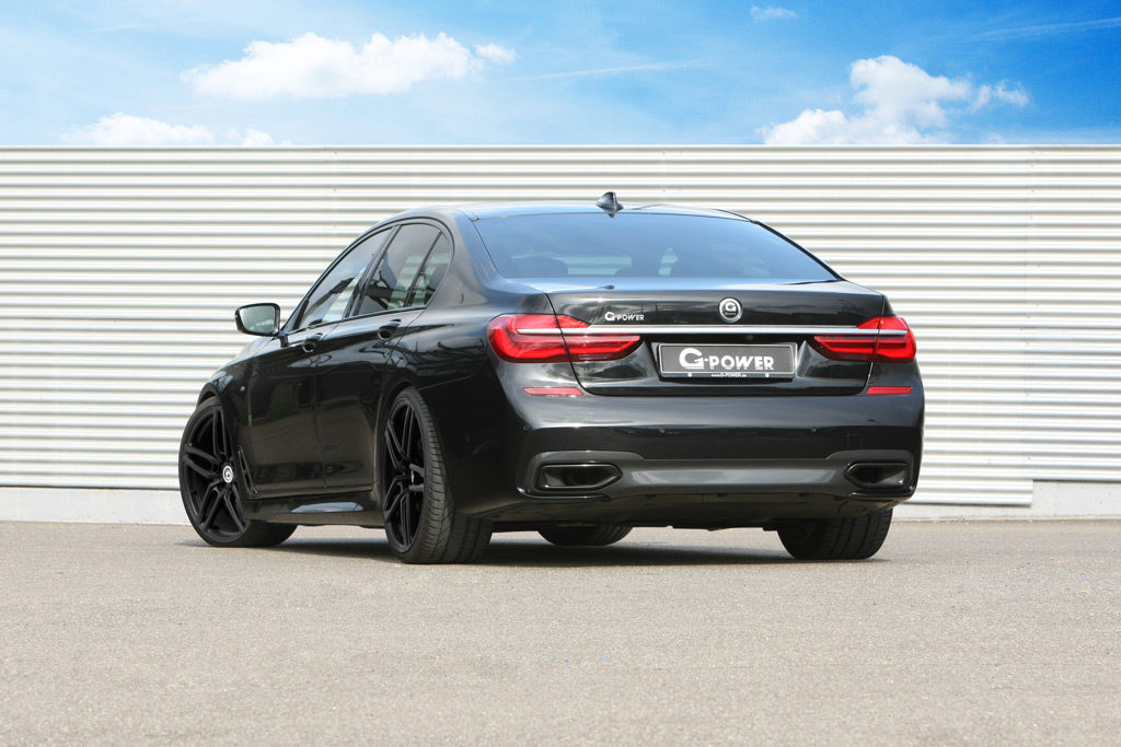 G-Power BMW 7er