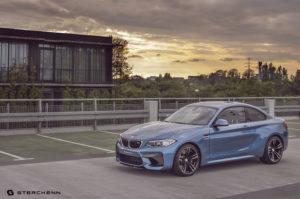 BMW M2 Sterckenn Carbonfiber Dynamics