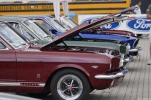 Mustang Carshow Hanau