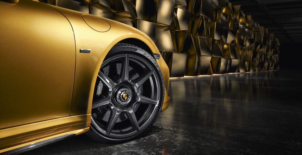 Porsche Carbon-Rad