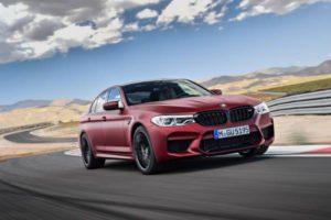 BMW M5 Video