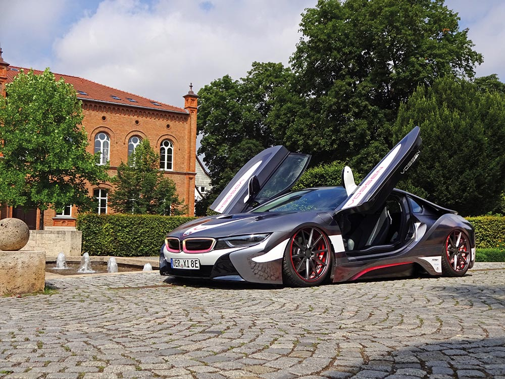 BMW i8 Wheelscompany