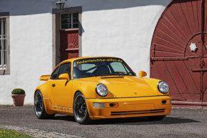 Porsche 911 Feder-leicht DP Motorsport