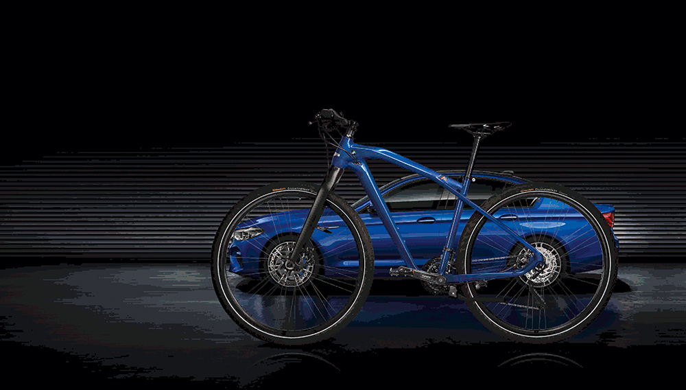BMW M Bike Carbon Edition Limited