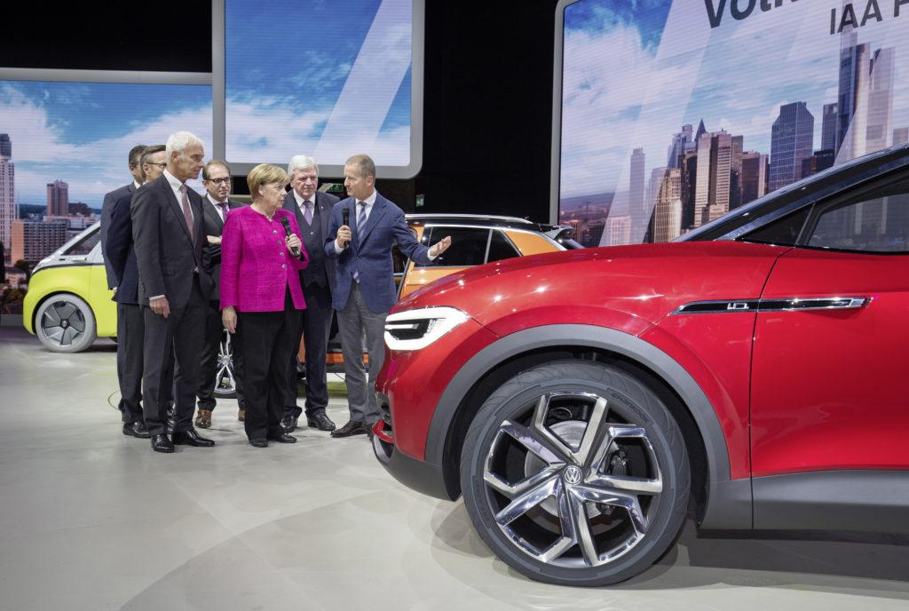 VW auf der IAA 2017!