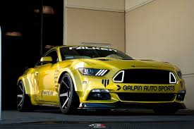 Galpin Mustang ACE Alloy Wheels