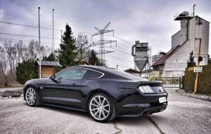 Ford Mustang Cor.Speed