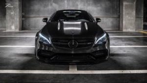 Mercedes C63 S Coupé AMG Edition 1 Z-Performance