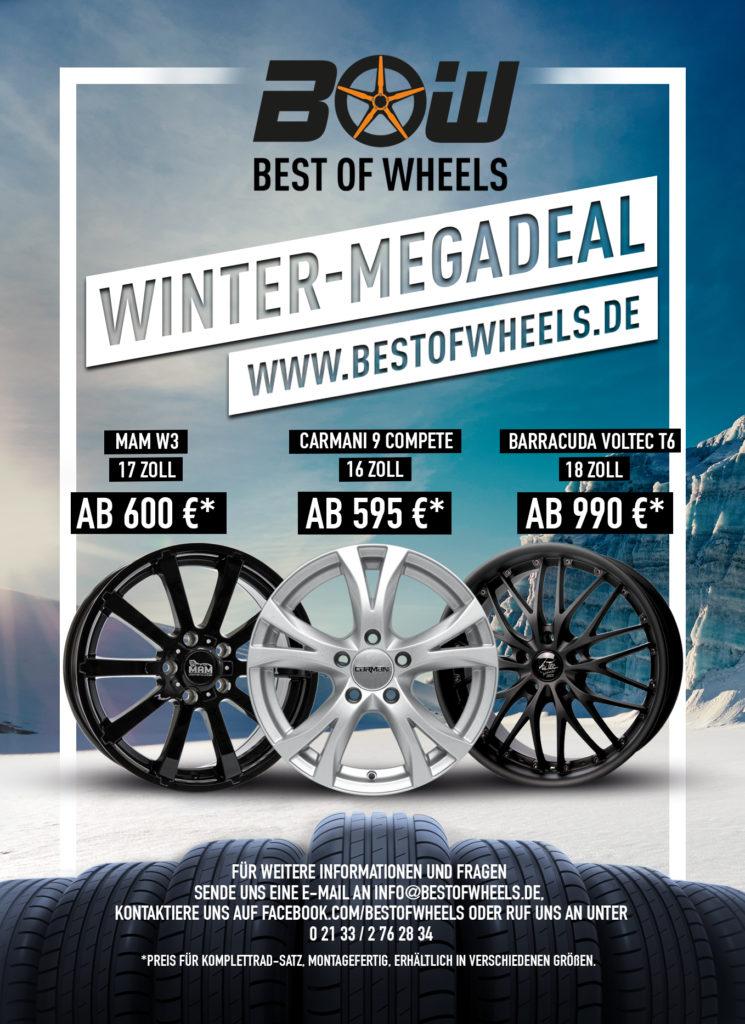 Bestofwheels Winterradsätze