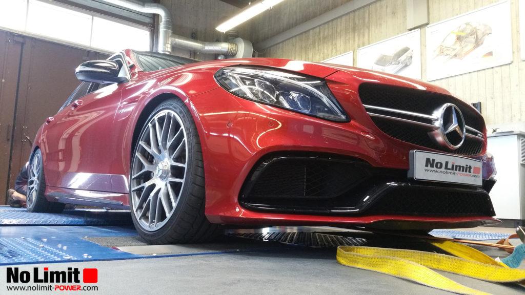 Mercedes-AMG C63 von NoLimit