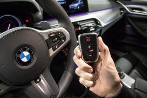 BMW 5er G31 DTE-Systems