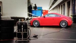 Audi TT Barracuda Ultralight