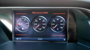 TurboZentrum MMI Display