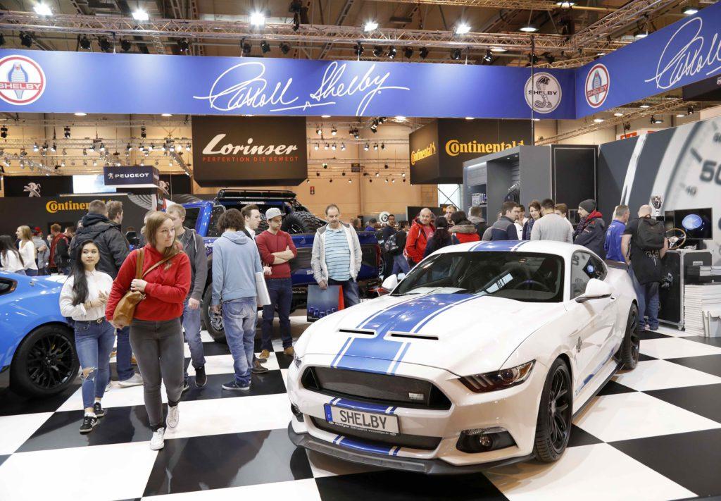 Shelby Comeback Essen Motor Show