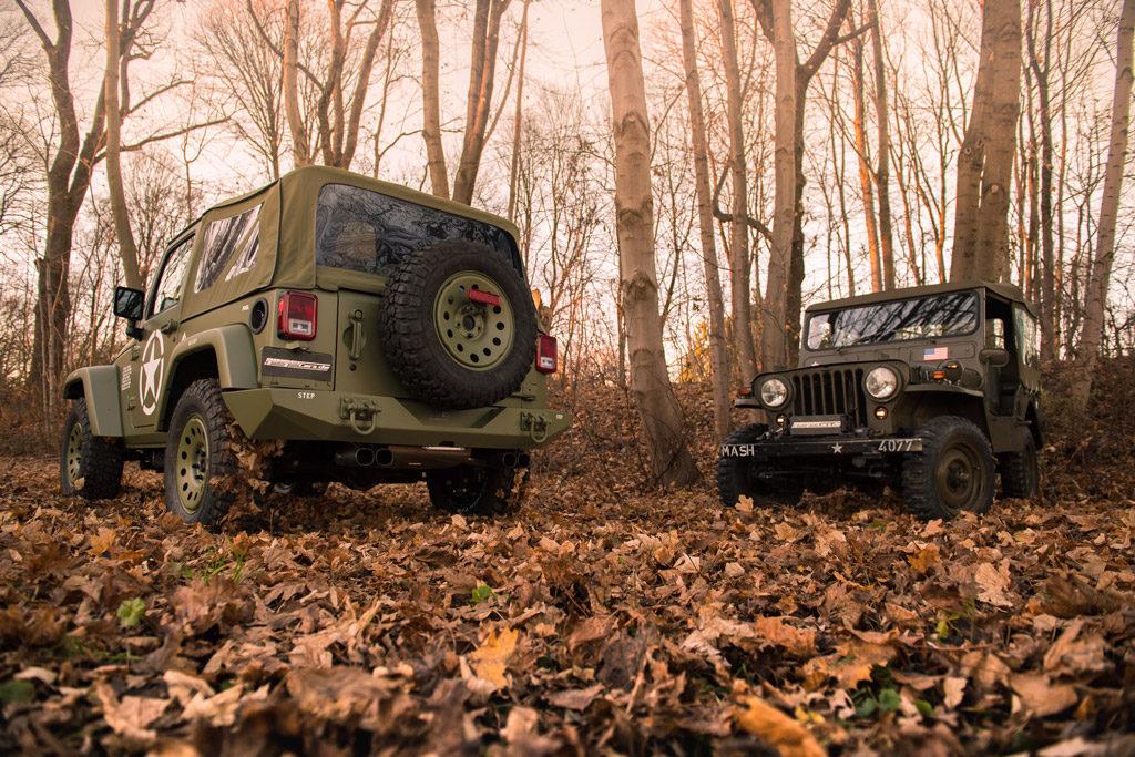 GeigerCars.de Jeep Willys Wrangler