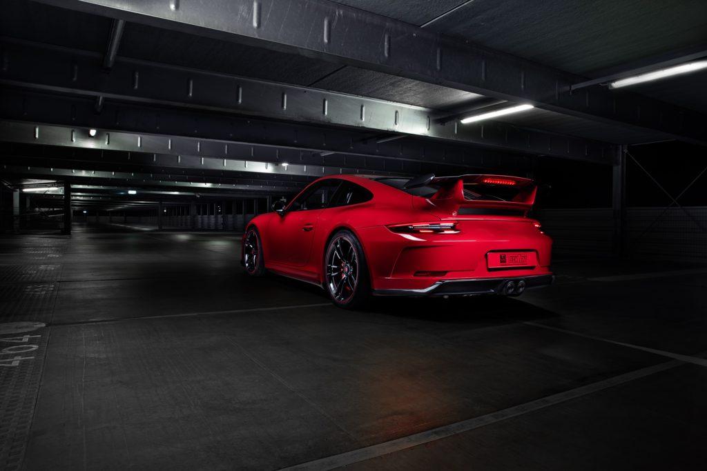 Techart 911 GT3 Carbon