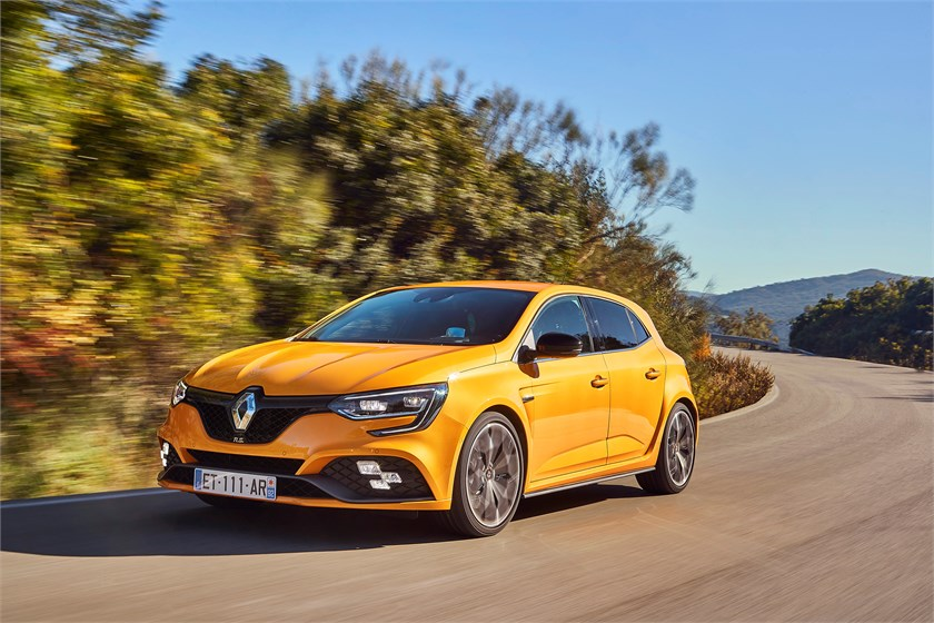 Renault Mégane R.S. Neuheit