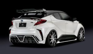 SilkBlaze Toyota CH-R