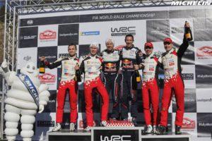 Sébastien Ogier gewinnt Rallye Monte-Carlo!