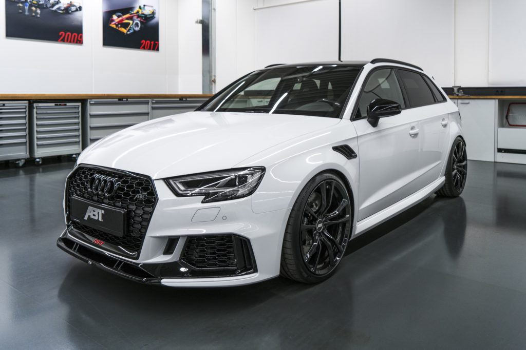 ABT RS3 Carbon weiss