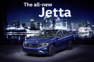 Neuer VW Jetta USA